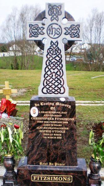 Celtic Cross Indiora