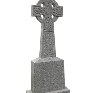 Keystone Celtic Cross- Grey