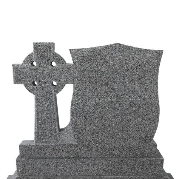 Keystone Celtic Side Cross Grey