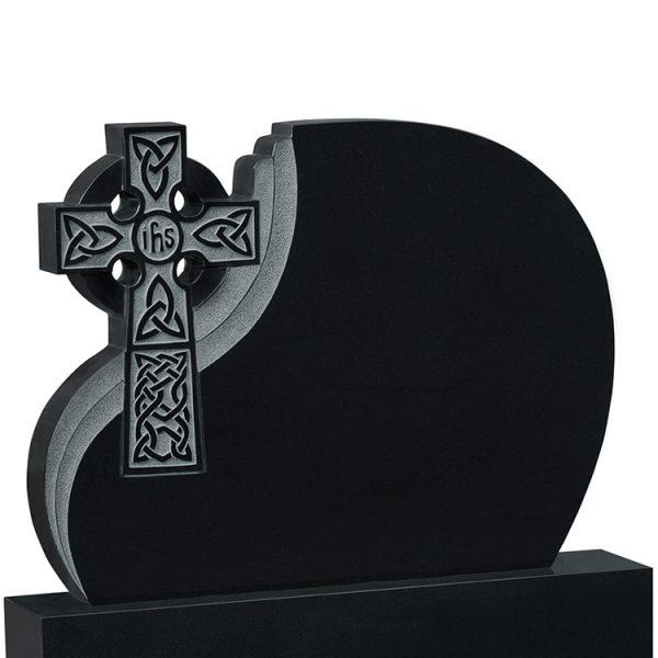 Keystone Celtic side cross- black