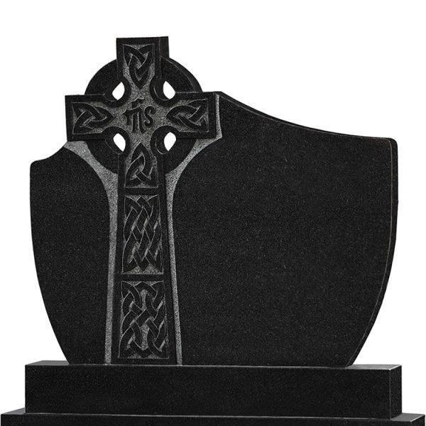 Keystone celtic side cross- black2