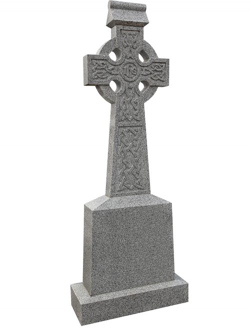 Keystone Celtic Cross- Grey