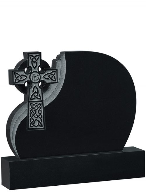 Keystone Celtic side cross- black