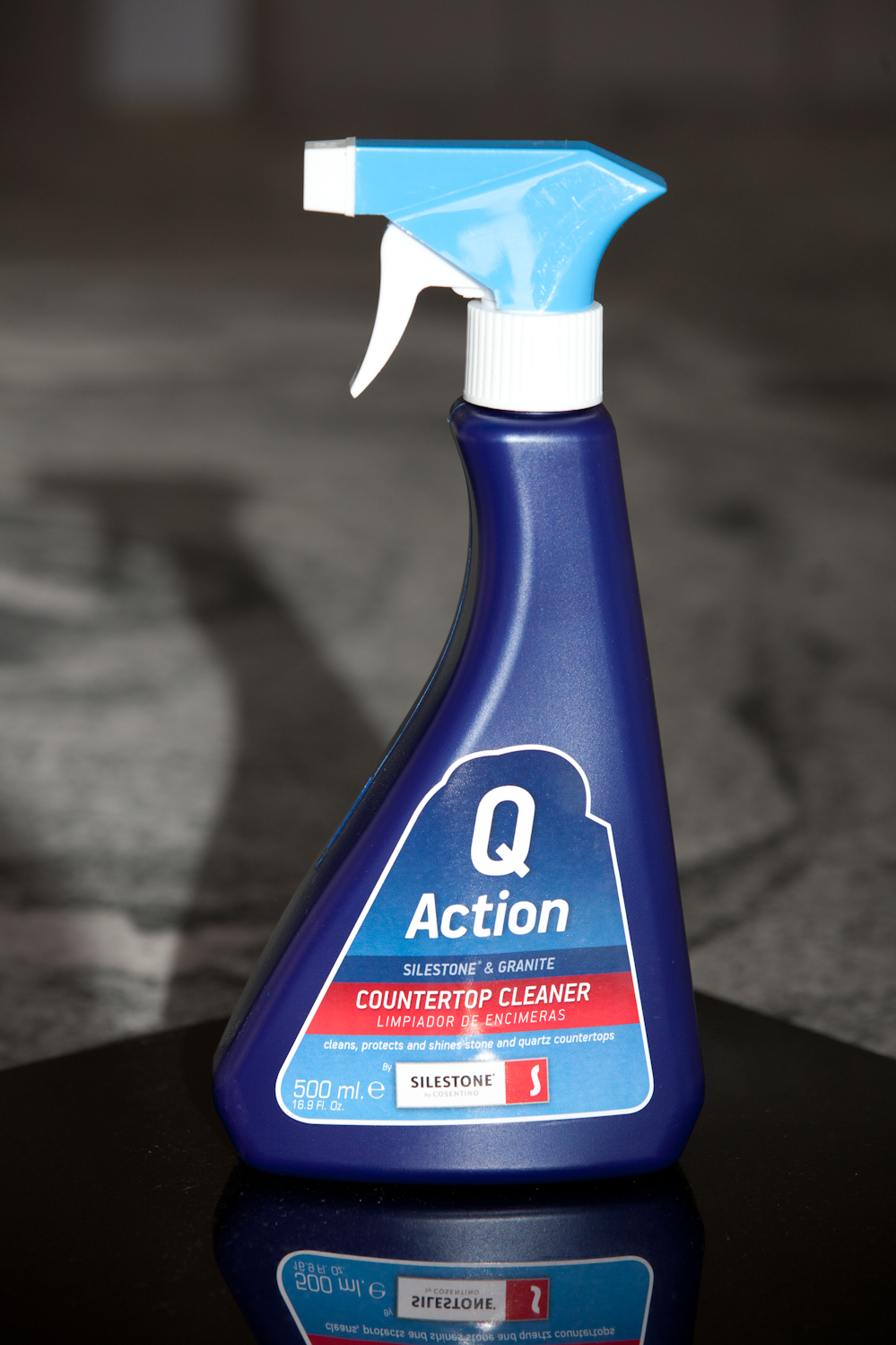 Silestone Q Action Counter Top Cleaner Robinson Stone