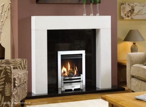 Logic HE Conventional Flue arts front and box profil2 frame